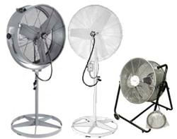 Airmaster® Misting Fans